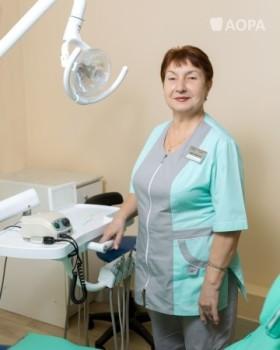 Ларина Светлана Михайловна